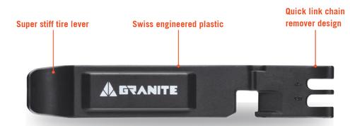Granite CLEVER Démontes pneus